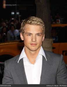 Freddie Stroma AKA Cormac Mclaggen - Do Blondes Really Have More Fun?